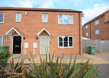 Thumbnail 3 bed town house for sale in 52 Robert Pearson Mews, Grimsby