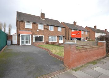 Thumbnail 3 bed semi-detached house to rent in Hoylake Road, Moreton, Wirral