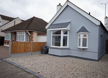 Thumbnail 2 bedroom bungalow for sale in Cumberland Avenue, Southend-On-Sea