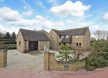 Thumbnail 5 bed detached house for sale in Court Lane, Stevington, Bedford