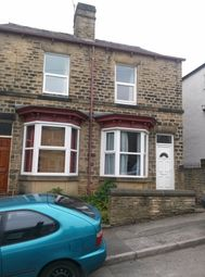 Thumbnail 3 bed semi-detached house to rent in Fir Street, Walkley