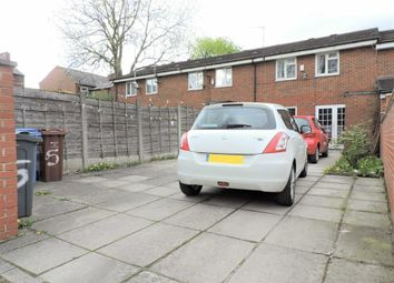 Thumbnail 3 bed terraced house for sale in Belgate Close, Manchester