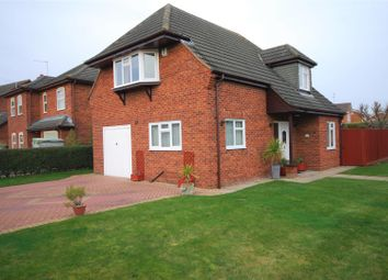 Thumbnail 3 bed detached house for sale in Clover Way, Spalding