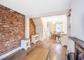 Thumbnail 3 bedroom terraced house to rent in Woburn Avenue, Theydon Bois, Epping