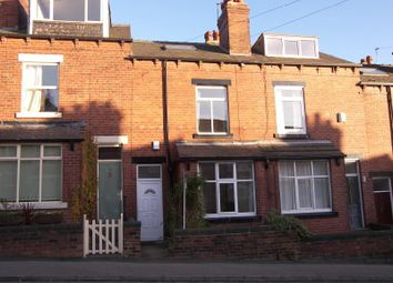 Thumbnail 4 bed terraced house to rent in Greenwood Mount, Meanwood, Leeds, West Yorkshire