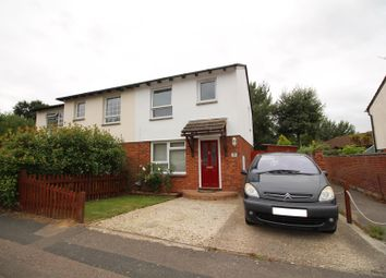 Thumbnail 3 bed semi-detached house for sale in Springwood Drive, Godinton Park, Ashford