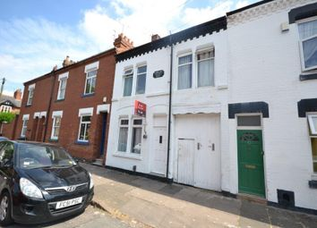 Thumbnail 6 bed terraced house for sale in Edward Road, Leicester