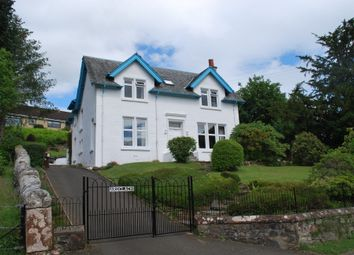 Thumbnail 4 bed detached house for sale in Craignavie Road, Killin