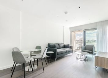 Thumbnail 1 bed flat to rent in Cutter Lane, North Greenwich, London