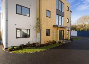 Thumbnail 2 bedroom flat for sale in Topsham, Exeter, Devon
