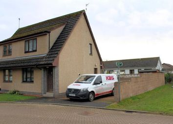 Thumbnail 2 bed semi-detached house to rent in Douglas Gardens, Carnoustie
