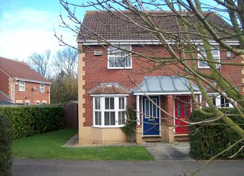 Thumbnail 2 bed semi-detached house to rent in Speyside Court, Orton Southgate, Peterborough