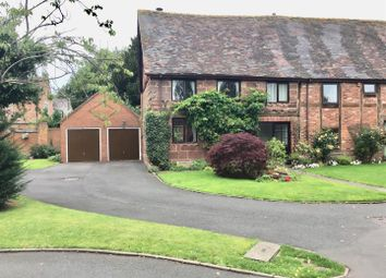 Thumbnail 2 bed barn conversion for sale in Aston Court Mews, Shifnal