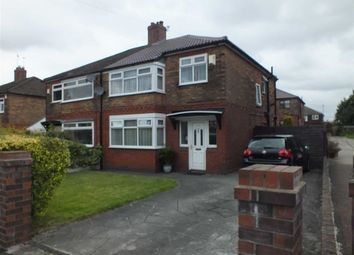 Thumbnail 3 bed semi-detached house for sale in Broadoak Road, Ashton-Under-Lyne