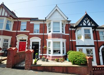 Thumbnail 3 bed terraced house for sale in Richmond Road, Newport