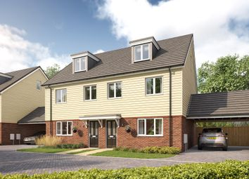 Sayers Common, Hassocks, West Sussex BN6. 3 bed semi-detached house for sale