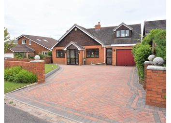 Thumbnail 3 bed detached house for sale in Upper Way, Upper Longdon, Nr Rugeley