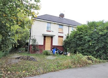 Thumbnail 3 bed semi-detached house for sale in Hartley Brook Road, Sheffield