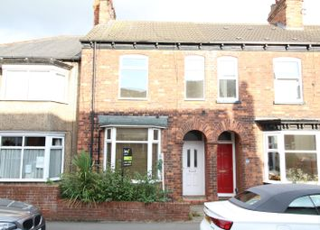 Thumbnail 2 bedroom terraced house for sale in Main Street, Willerby, Hull, East Yorkshire