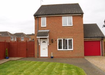 Thumbnail 3 bed terraced house for sale in Oldfield Gardens, Whittlesey