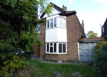 Thumbnail 3 bed detached house for sale in Haynes Road, Hornchurch