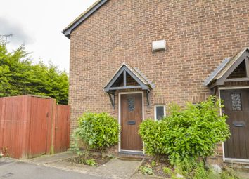 Thumbnail 1 bedroom end terrace house for sale in Fotheringay Gardens, Slough