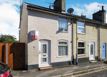 Thumbnail 2 bedroom end terrace house for sale in Regent Street, Stowmarket