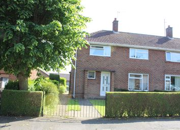 Thumbnail 3 bed semi-detached house for sale in Ancaster Avenue, Spilsby