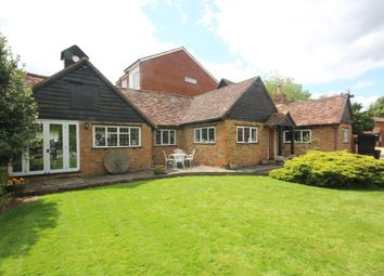Thumbnail 4 bedroom detached house to rent in High Street, Wheathampstead, St. Albans