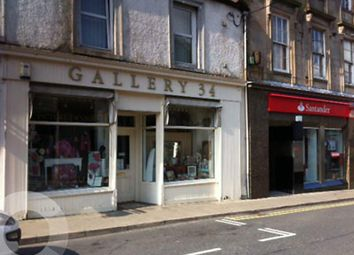 Thumbnail Retail premises to let in George Street, Stranraer