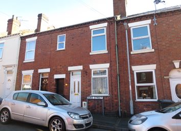 Thumbnail 2 bed terraced house for sale in Duke Street, Newcastle-Under-Lyme, Staffordshire