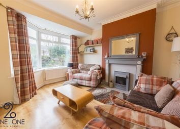 Thumbnail 3 bed semi-detached house for sale in Grove Road, Pontnewynydd, Pontypool
