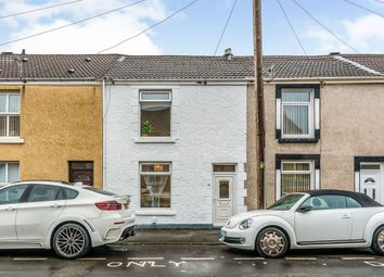Thumbnail 2 bed terraced house for sale in Madoc Street, Swansea