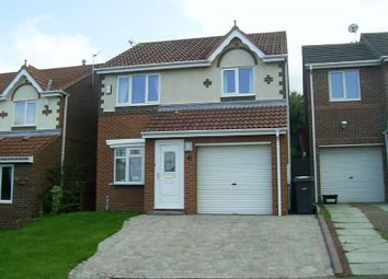 Thumbnail 3 bed detached house to rent in Beaconglade, Marsden, South Shields