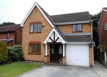 Thumbnail 4 bed detached house for sale in Broomhill Avenue, Worksop, Nottinghamshire