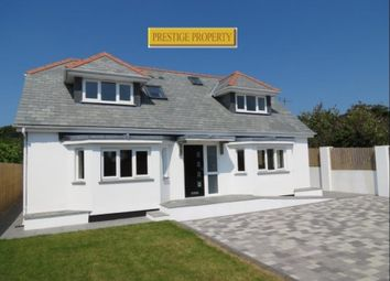 Thumbnail 4 bedroom detached house for sale in Coombe Road, Lanjeth, High Street, St. Austell