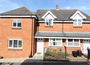 Thumbnail 2 bed terraced house for sale in Gravelly Fields, Ashford, Kent