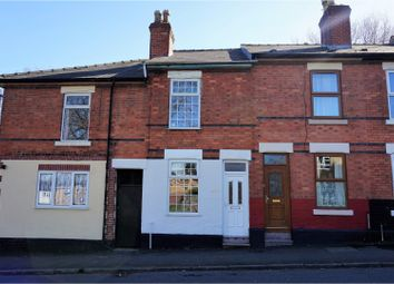 Thumbnail 2 bedroom terraced house for sale in Stockbrook Street, Derby