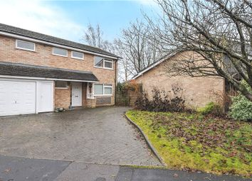 Thumbnail 4 bed detached house for sale in Begonia Close, Basingstoke, Hampshire