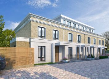 Thumbnail 4 bed end terrace house for sale in Basilica Mews, Thurleigh Road, London