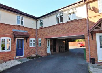 Thumbnail 1 bed flat for sale in Abbey Close, Stafford