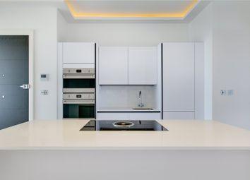 Thumbnail 2 bed flat to rent in Long Island House, 42 Warple Way, London