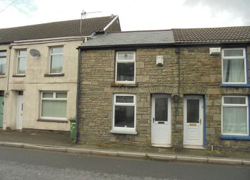 Thumbnail 1 bed terraced house for sale in Cardiff Road, Aberdare, Mid Glamorgan