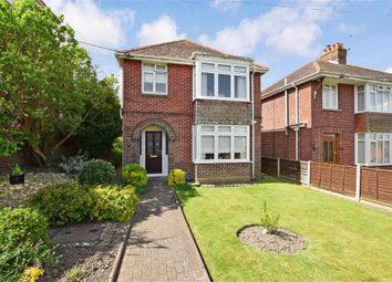 Thumbnail 3 bed detached house for sale in School Lane, Carisbrooke, Newport, Isle Of Wight