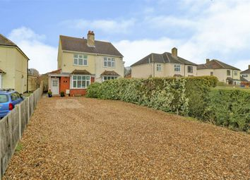 Thumbnail 3 bed semi-detached house for sale in Plough Road, Great Bentley, Colchester, Essex