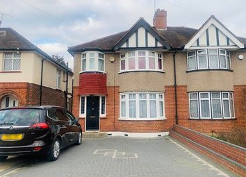 Wentworth Crescent, Hayes, Greater London UB3. 3 bed semi-detached house for sale