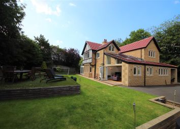 4 bed detached house for sale in Woodlawn, 9 Heath Mount Road, Brighouse HD6
