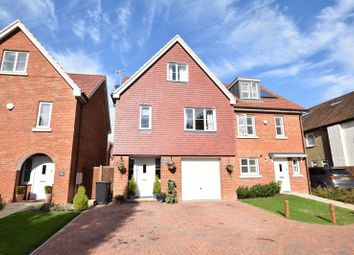 Thumbnail 4 bedroom semi-detached house for sale in Adeyfield Road, Hemel Hempstead