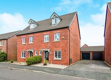 Thumbnail 4 bedroom semi-detached house for sale in Horton Close, Kirkby, Liverpool, Merseyside