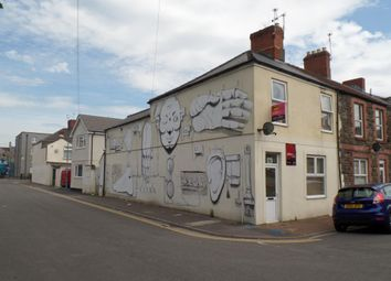 Thumbnail 6 bed terraced house for sale in Bedford Street, Cardiff